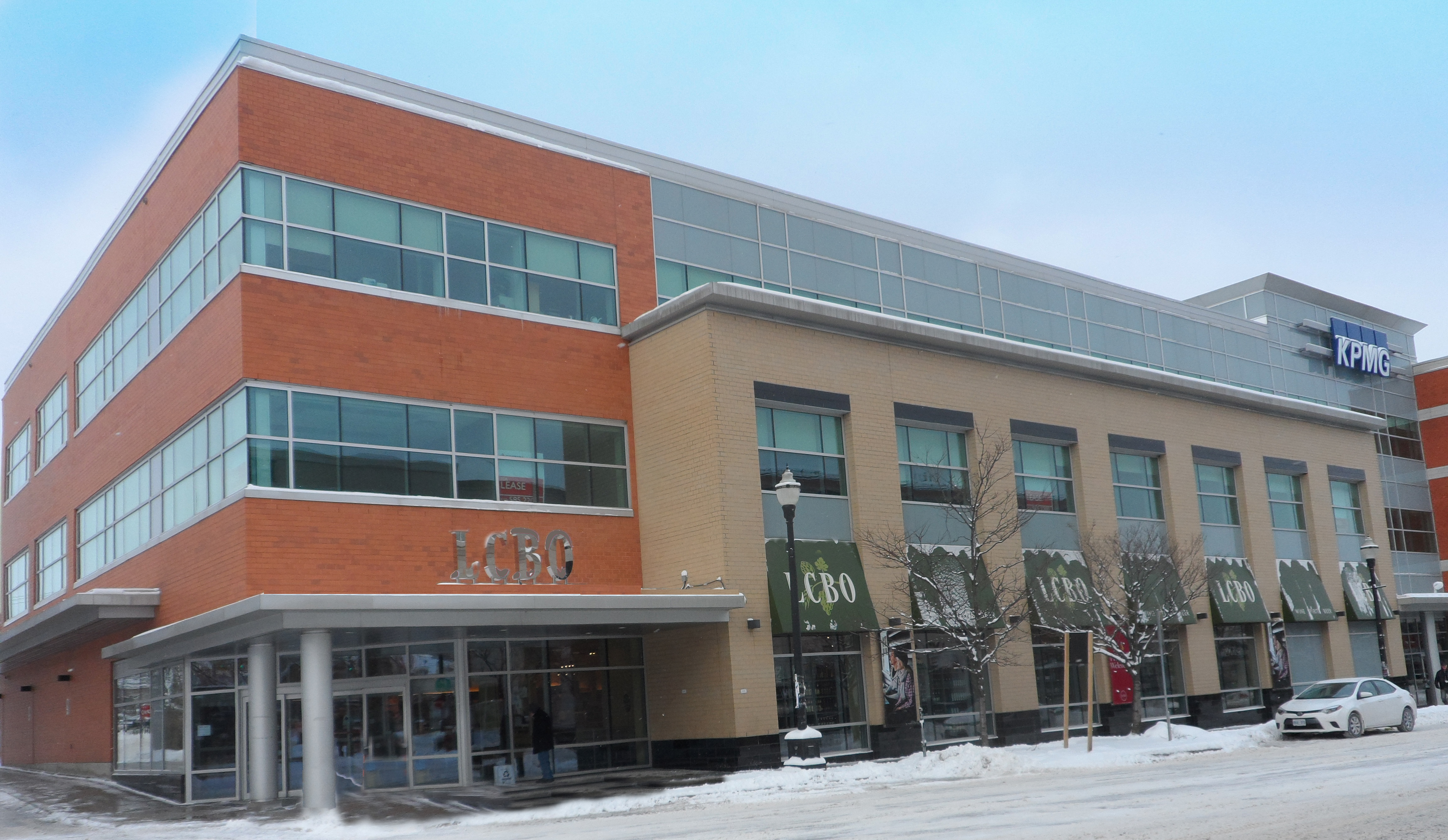 115 King Street South, Waterloo | For Lease