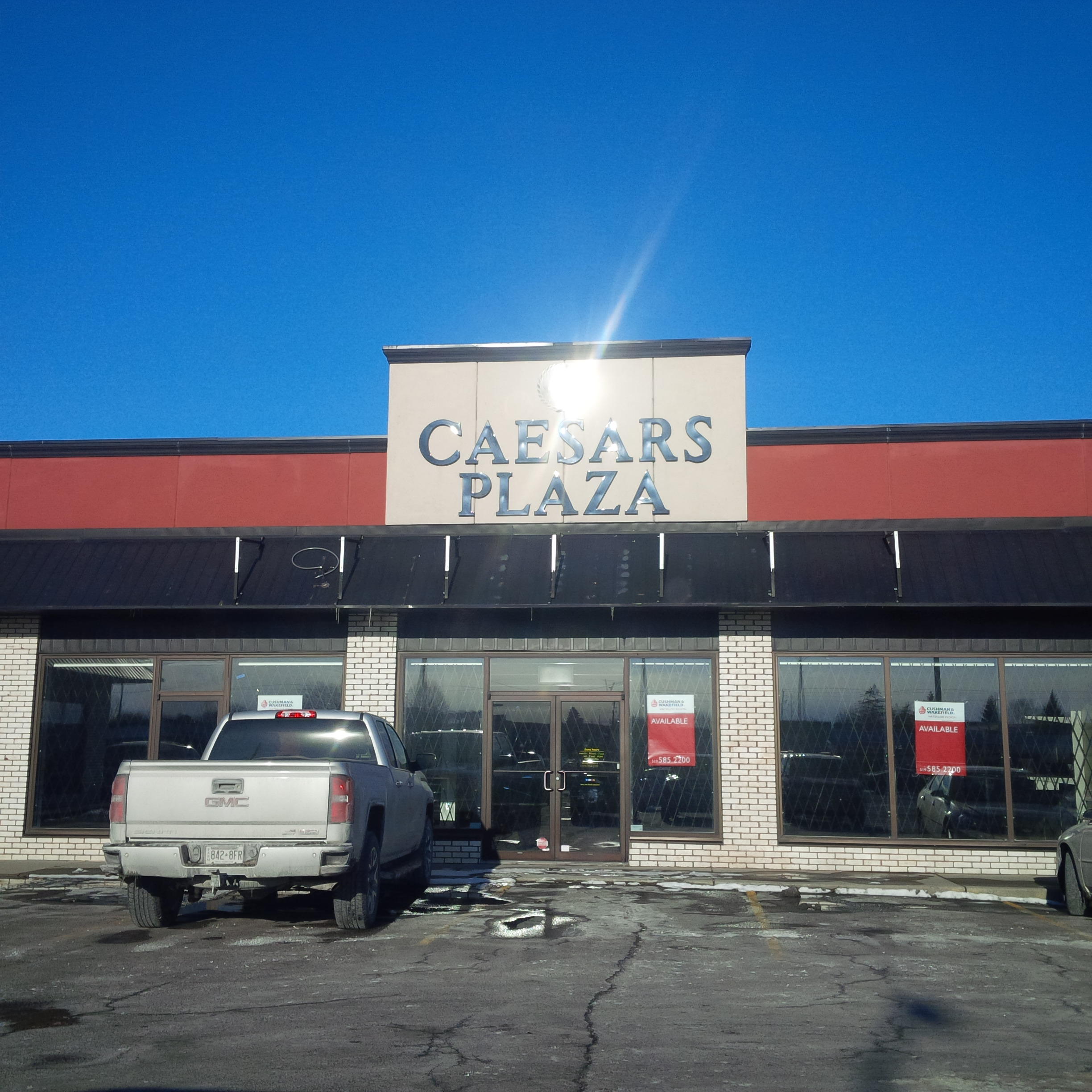 427-435 St Clair St., Chatham | For Lease
