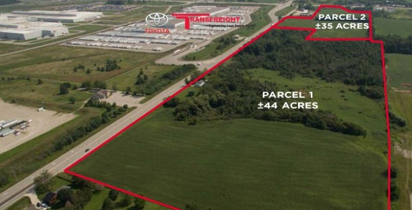 Woodstock Lands (Hwy 2 & County Rd 4 – Parcel 2) | SOLD