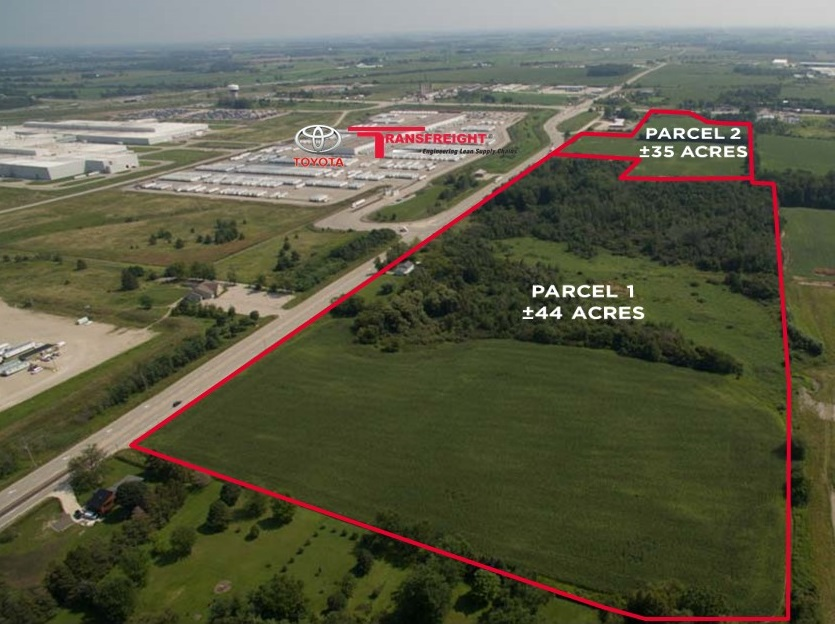 Woodstock Lands (Hwy 2 & County Rd 4 – Parcel 1) | For Sale