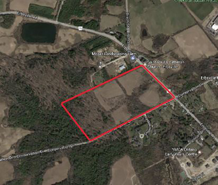 Erbsville Road & Conservation Drive | For Sale