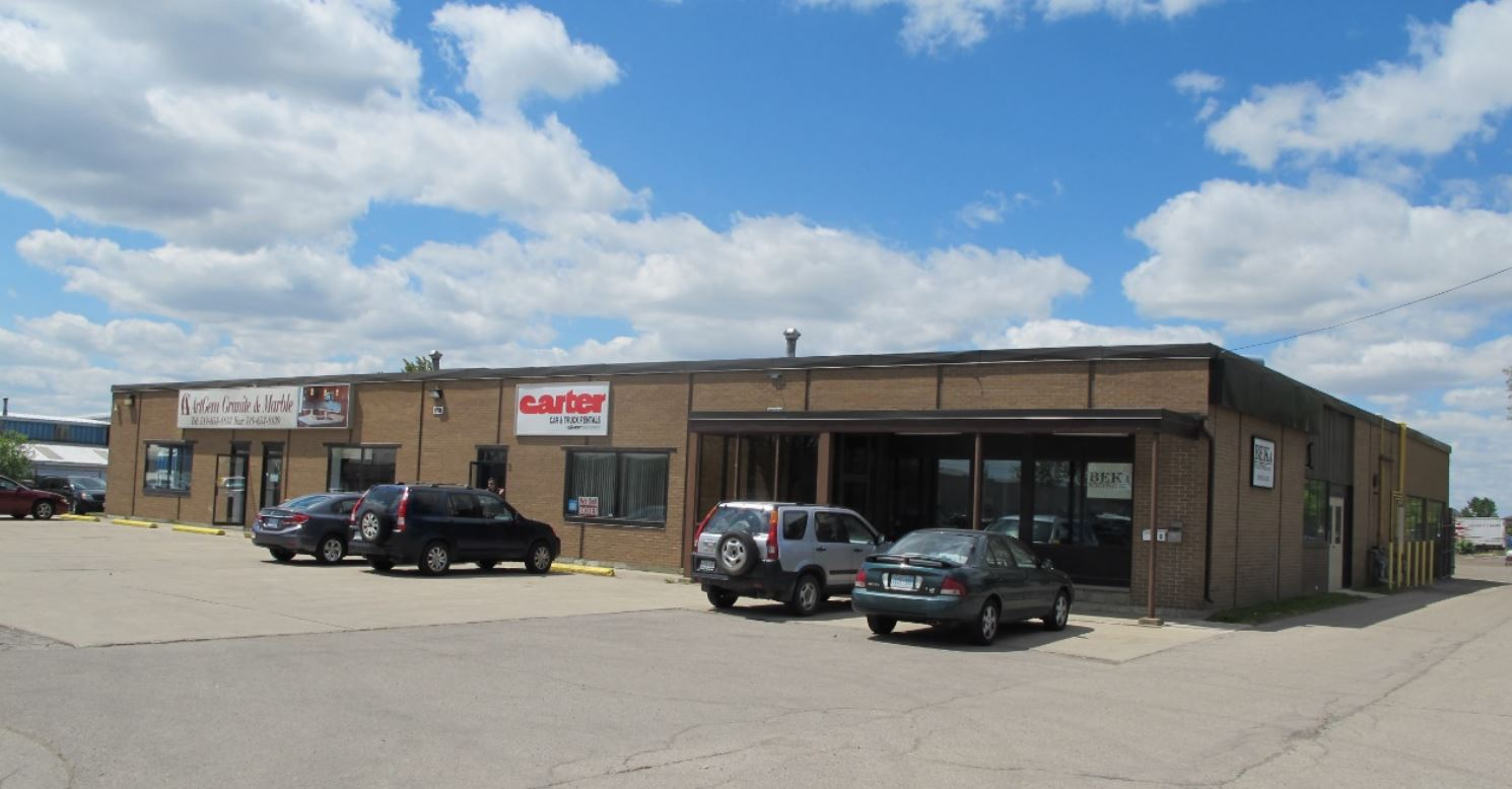 550 Industrial Road, Cambridge | LEASED