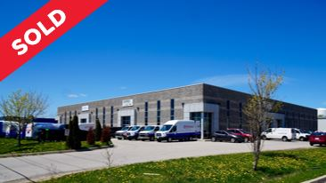 18,815 SF Industrial Investment   Cambridge, ON