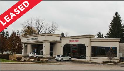 13,945 SF Retail Building   Kitchener, ON
