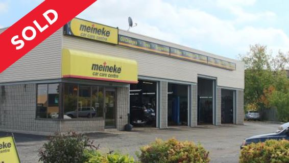 3,349 SF Commercial Investment   Kitchener, ON