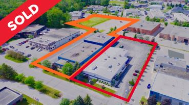 46,395 SF 2-Office Buildings   Kitchener, ON