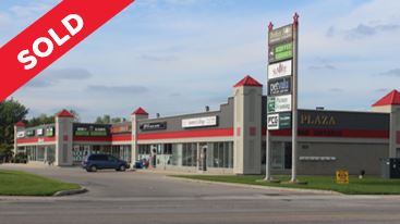 12,902 SF Retail/Office Plaza   Stratford, ON