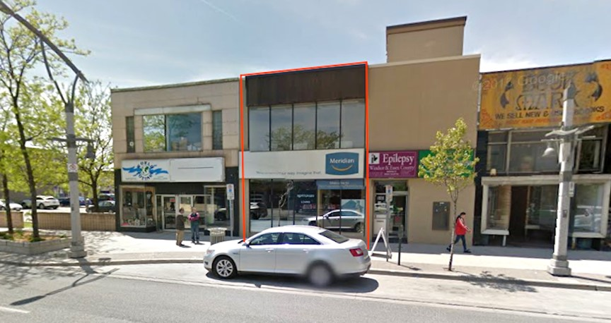 545 Ouellette Ave, Windsor | Retail & Office Space for Sale or Lease