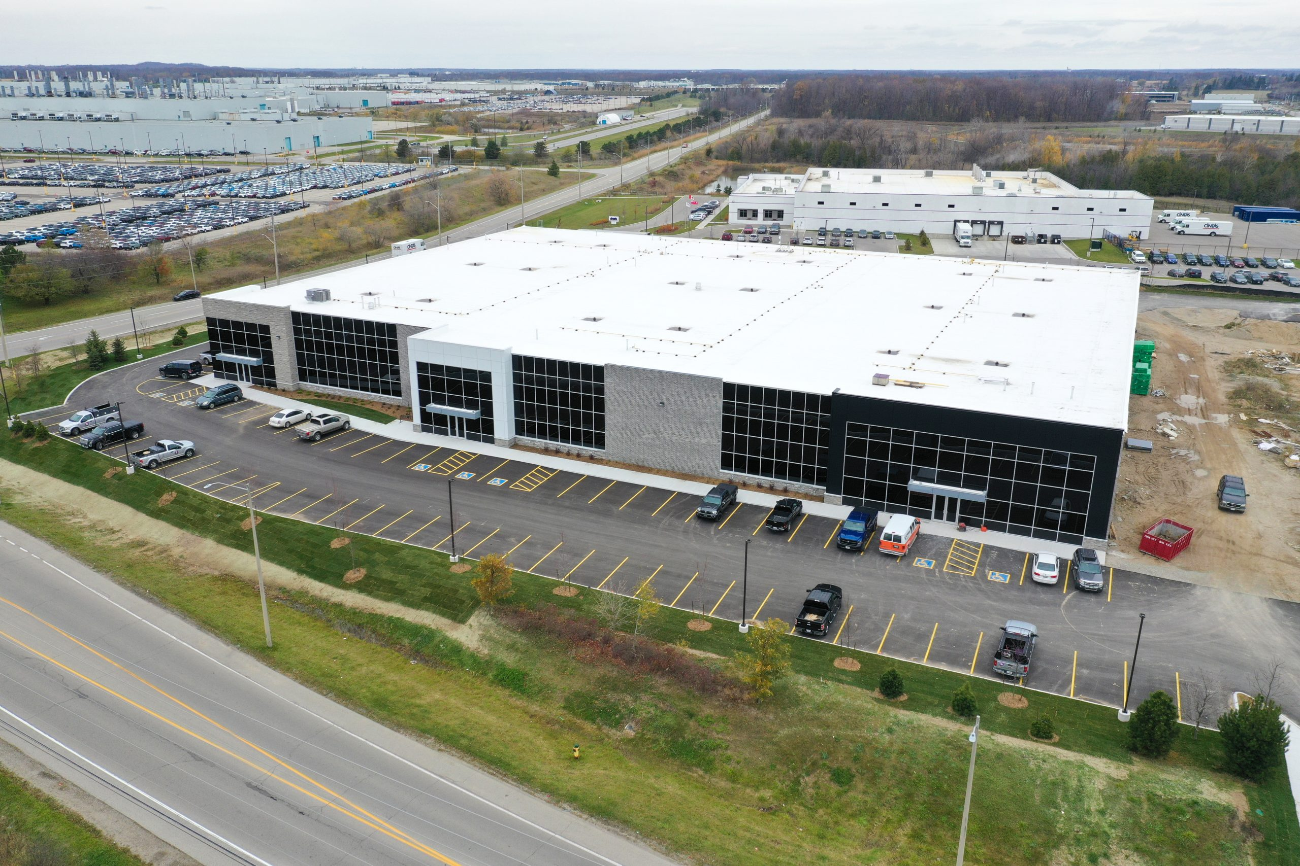 Industrial Building for Lease in Cambridge | 105 Boxwood Drive