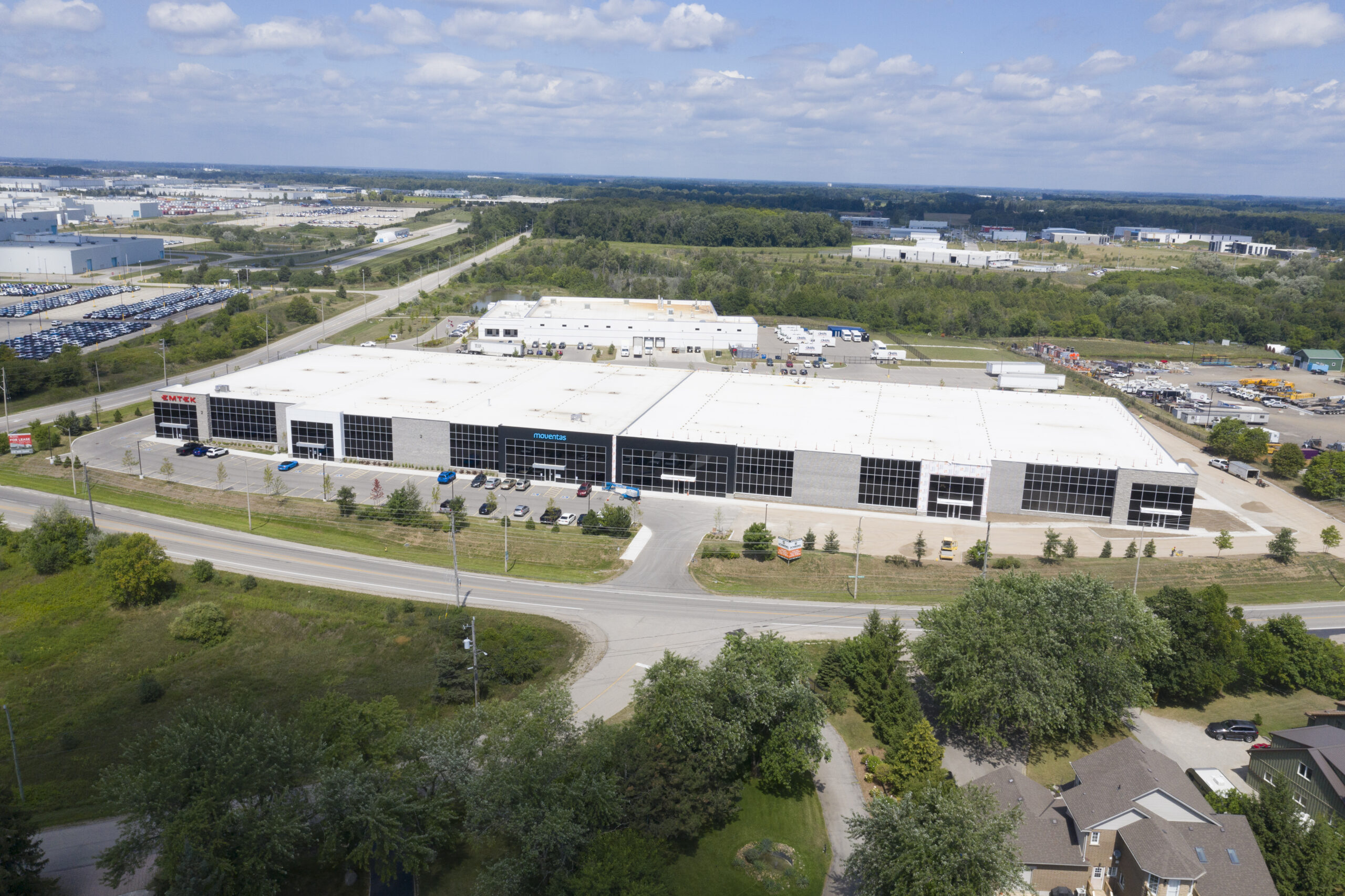 Industrial Building for Lease in Cambridge | 105 Boxwood Drive (Unit 4)LEASED
