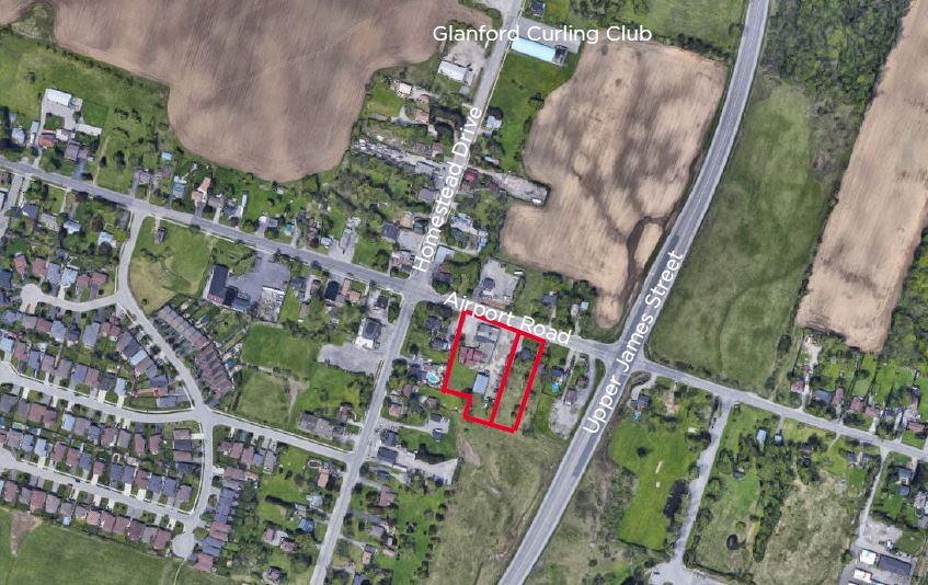 8555 Airport Road, Glanbrook | Land for Sale