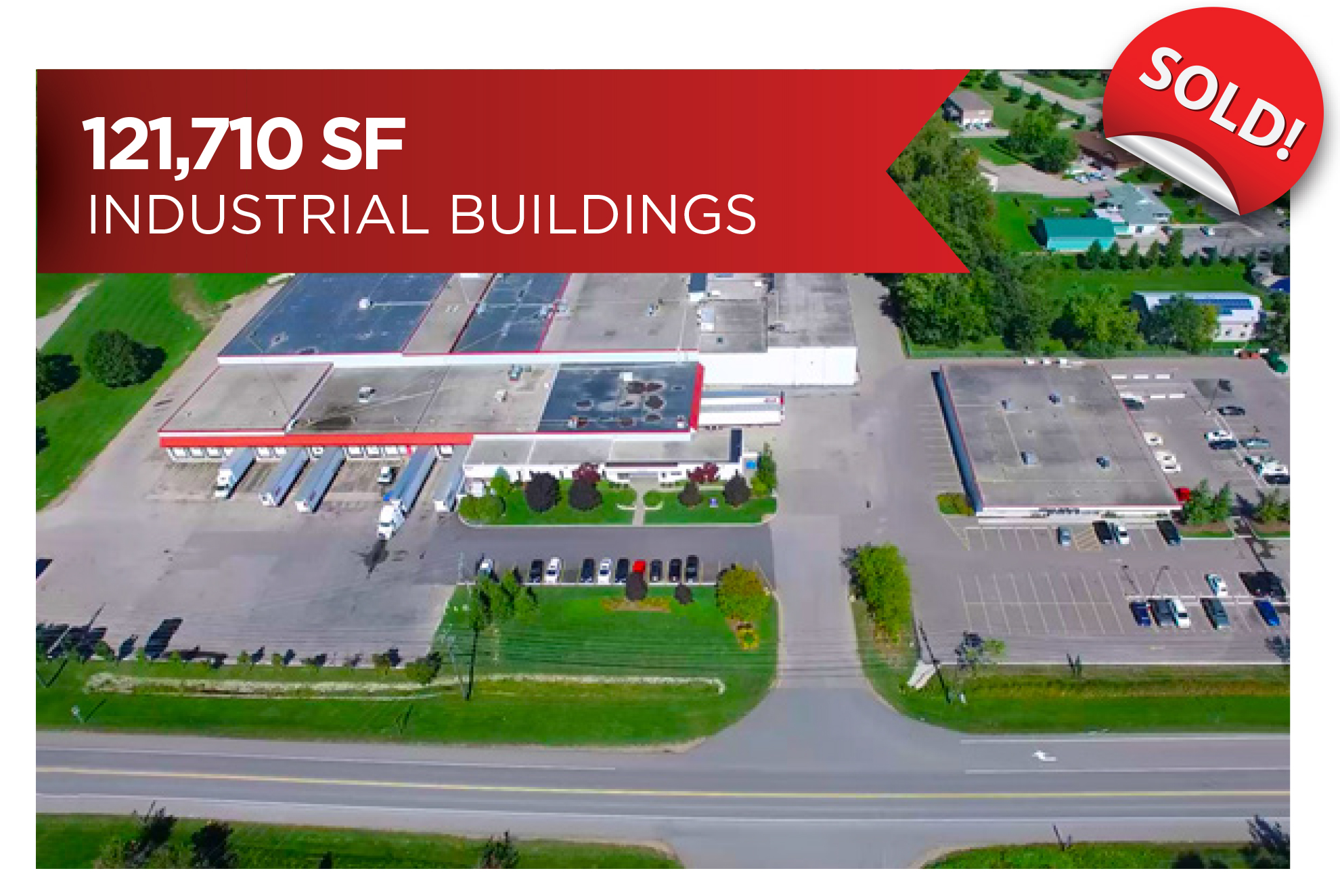 Industrial Buildings,  Investment Sale | Kitchener, ON