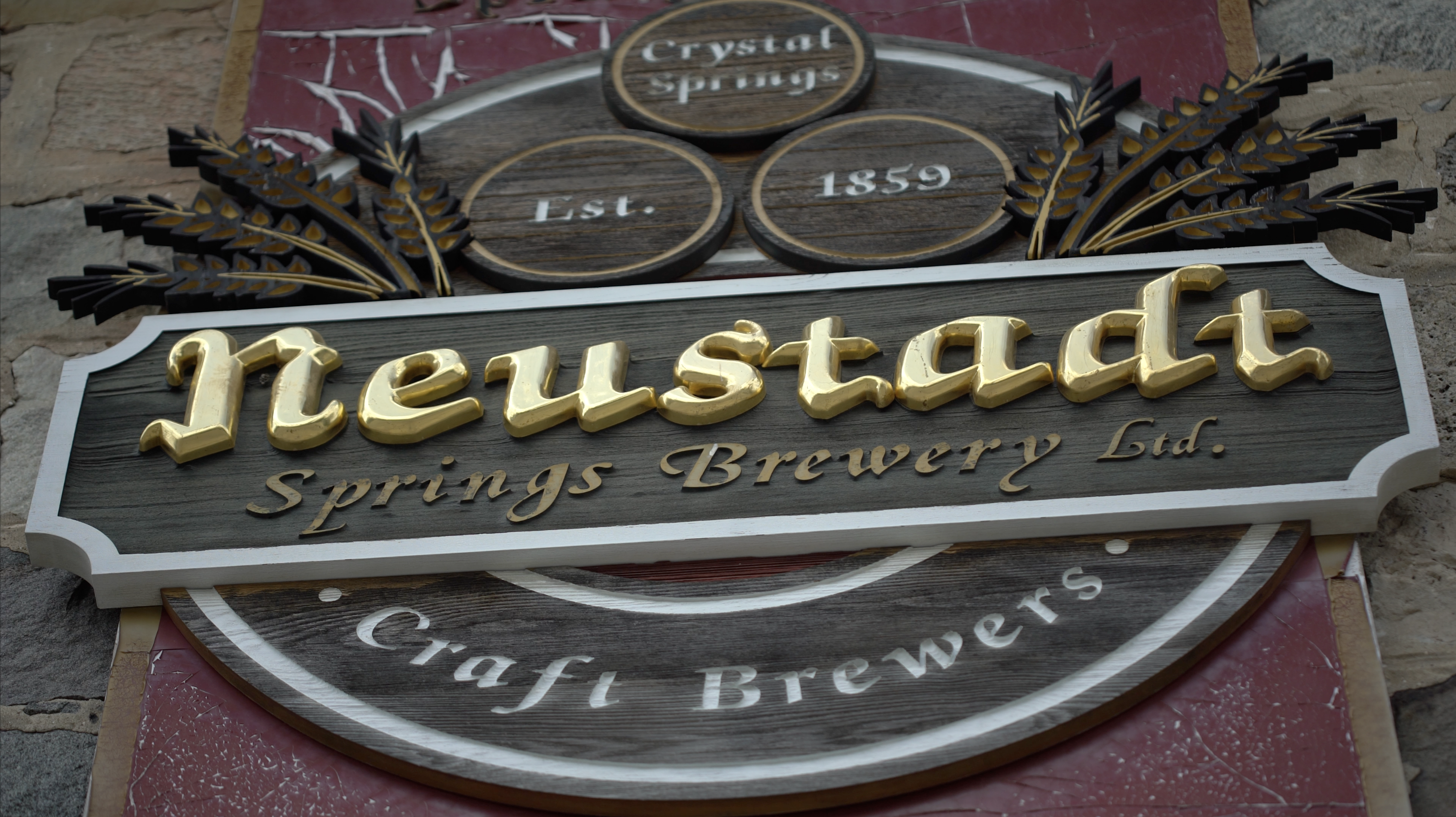 Ontario Craft Brewery for Sale | Neustadt Springs Brewery