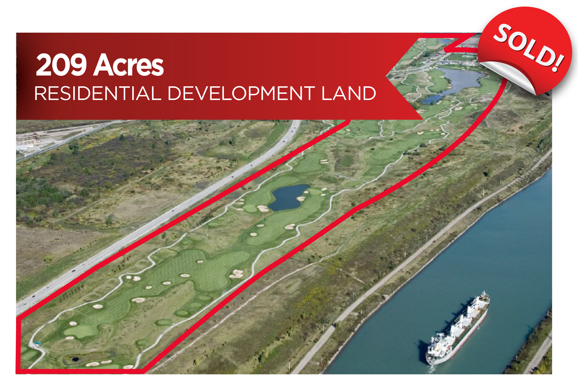 Residential Redevelopment Land Sale | Welland, ON