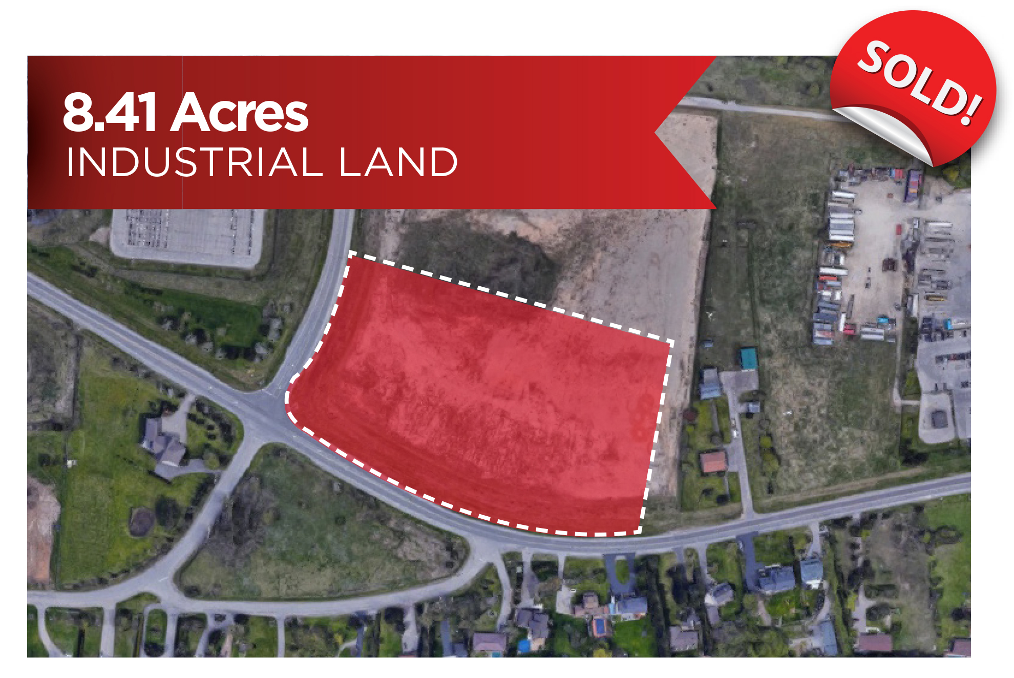 Industrial Land Sale | Cambridge, ON