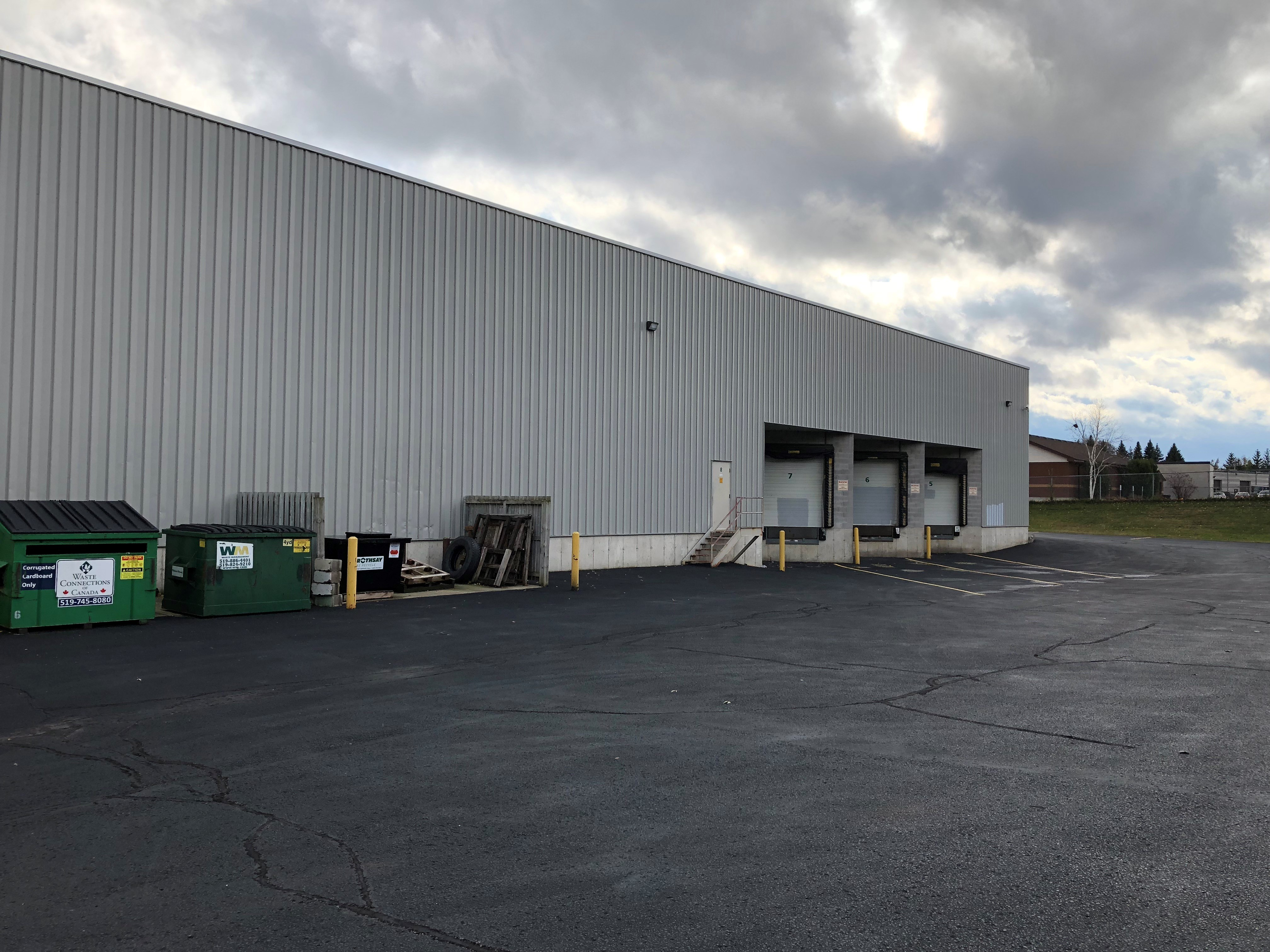 335 Gage Avenue, Unit 4, Kitchener | Flex Office Industrial for Lease