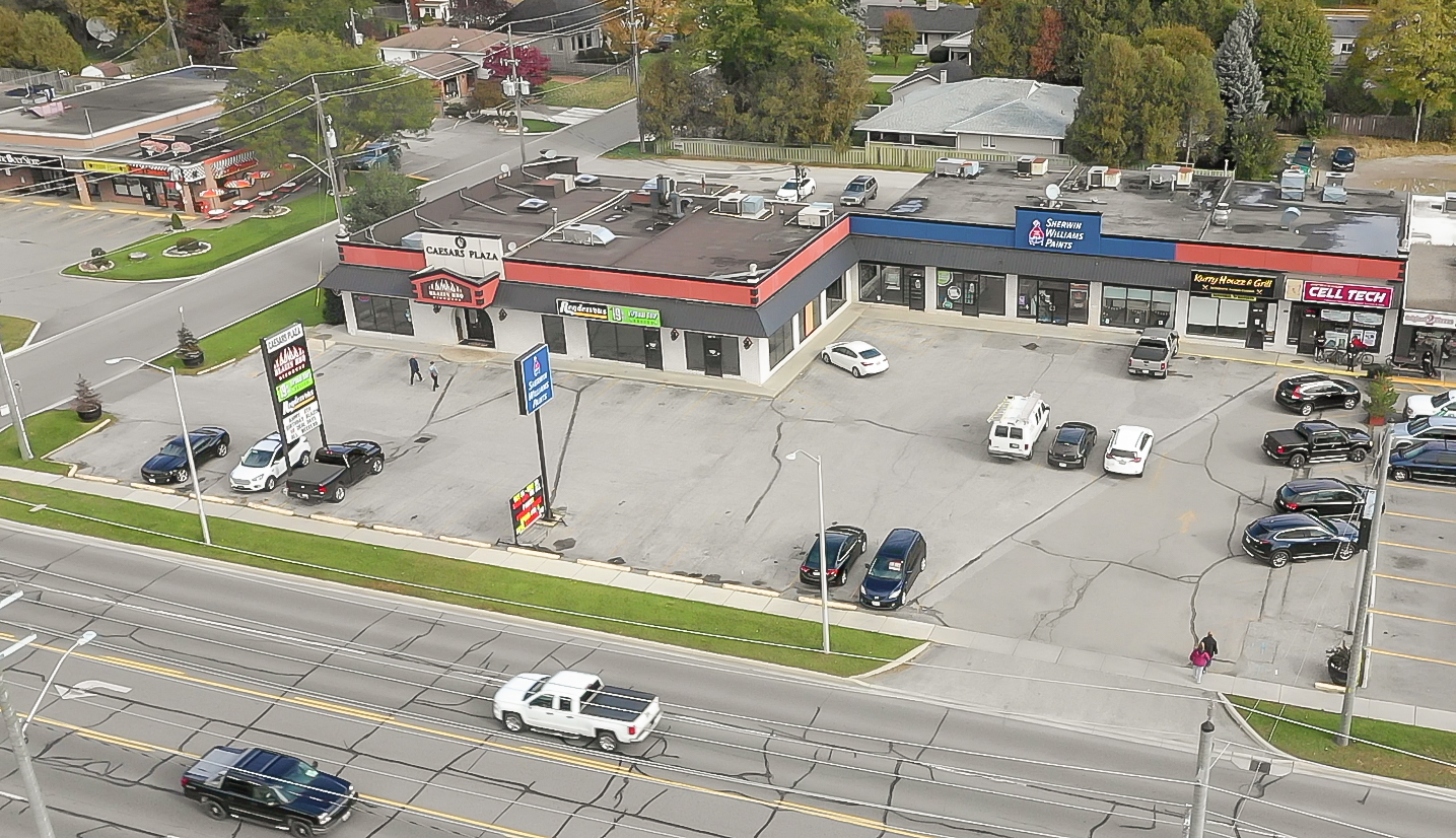 435 St Clair St., Chatham | Retail Units Available For Lease