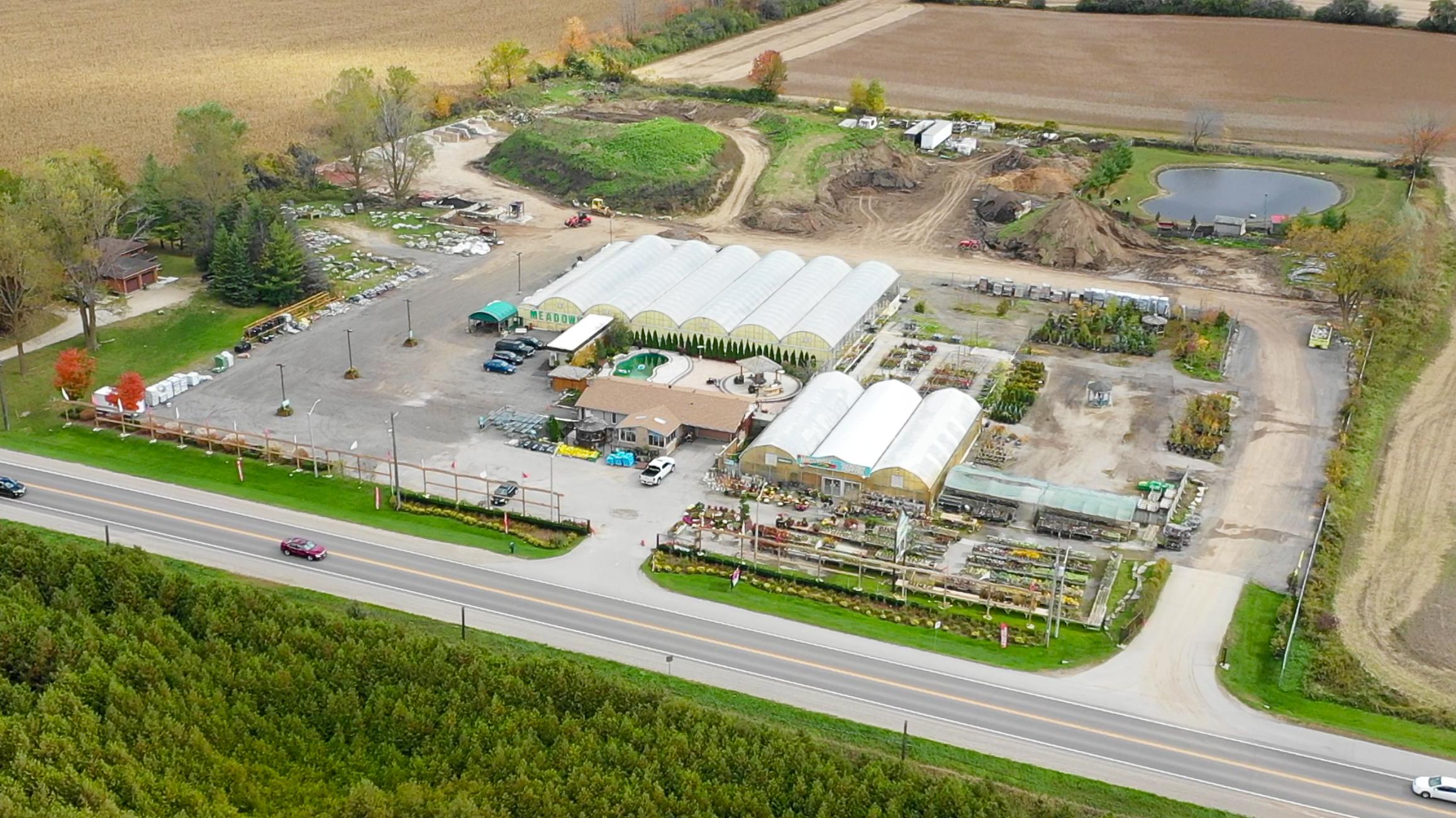 7767 Wellington Road 124, Guelph | Garden Centre – Land & Business for Sale