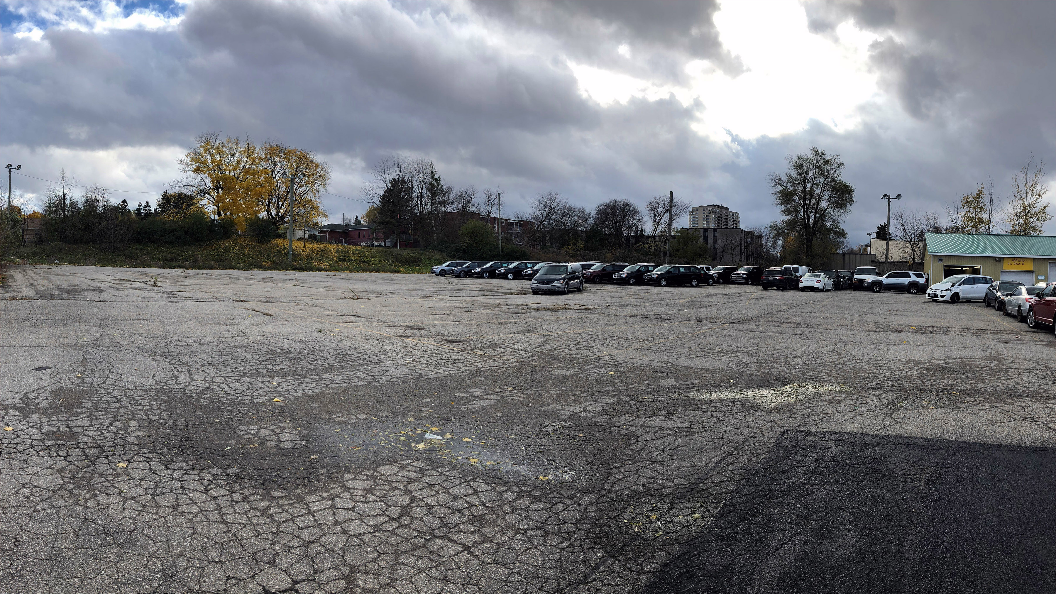 95 Bridgeport Road East #1B, Waterloo | Parking Lot for Lease