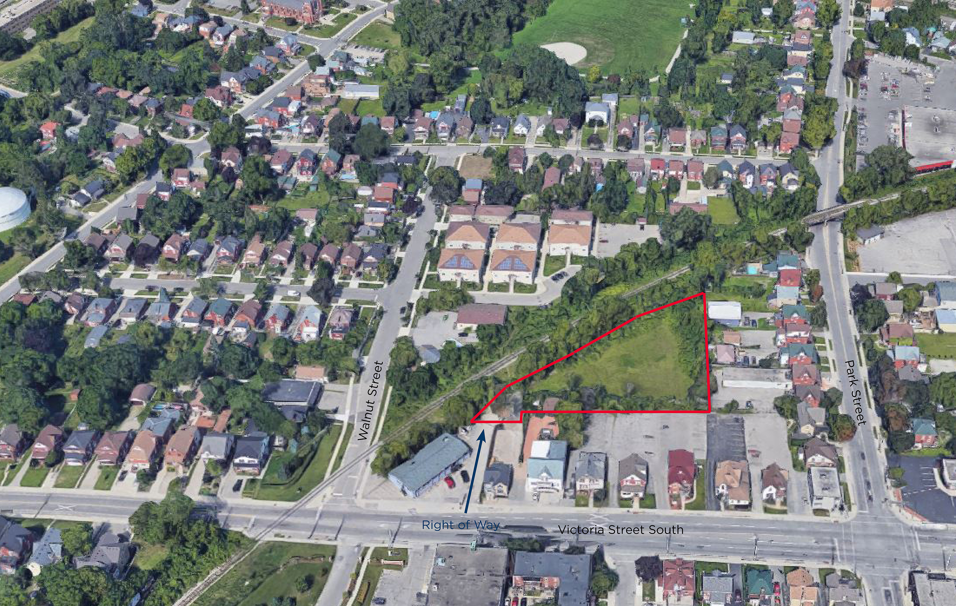 200 Victoria Street South, Kitchener | Mixed Use Land for Sale