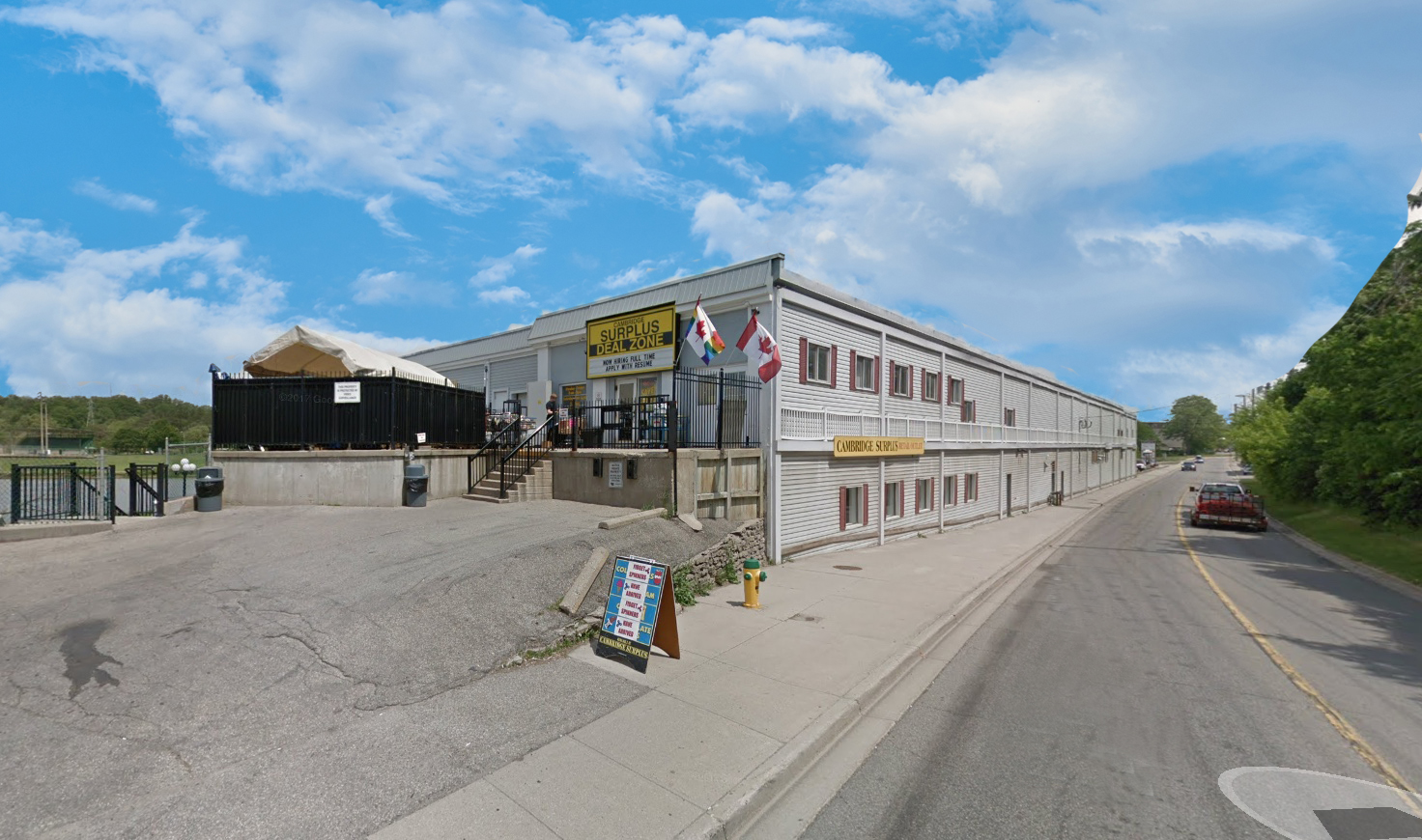 336 Eagle Street North (Unit 1A2), Cambridge | Leased