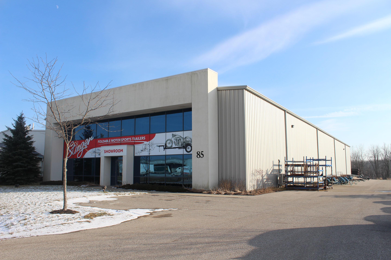 85 Thompson Drive, Cambridge | Industrial Building for Sale
