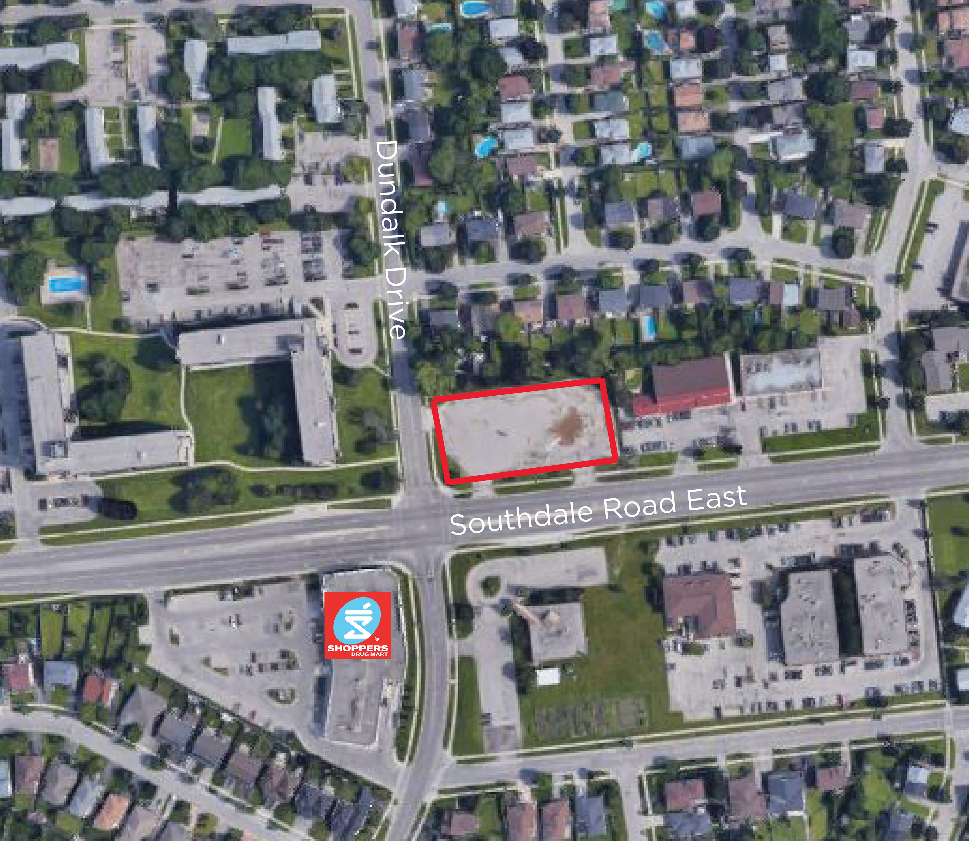 400 Southdale Road East, London | Commercial Land for Sale