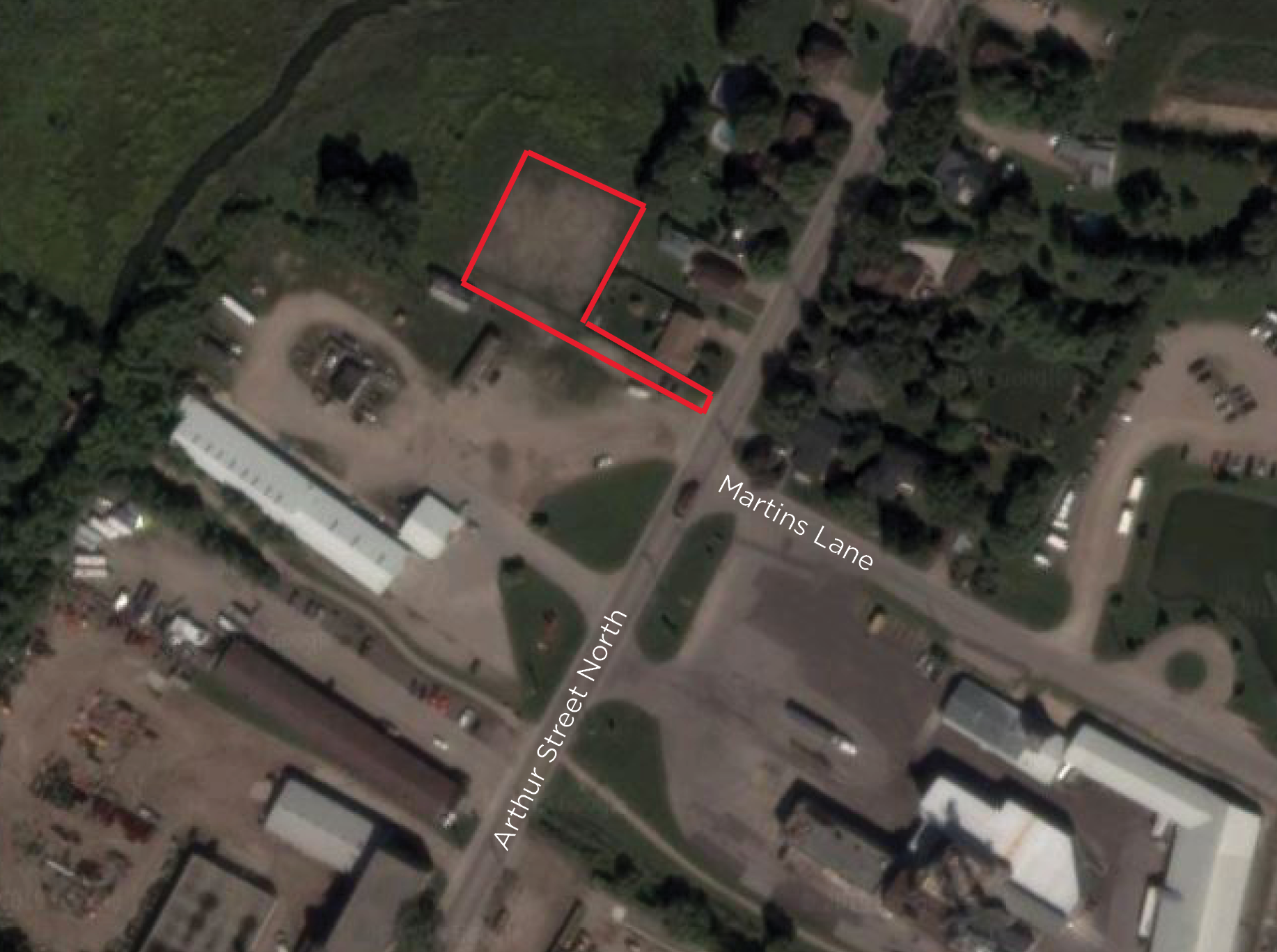 22 Arthur Street North, Elmira | EXCLUSIVE Commercial Land for Sale