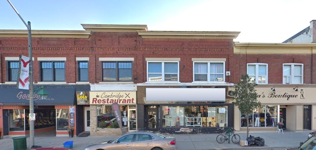 750 King Street East (Units 1 & 2), Cambridge |  Retail Units for Lease