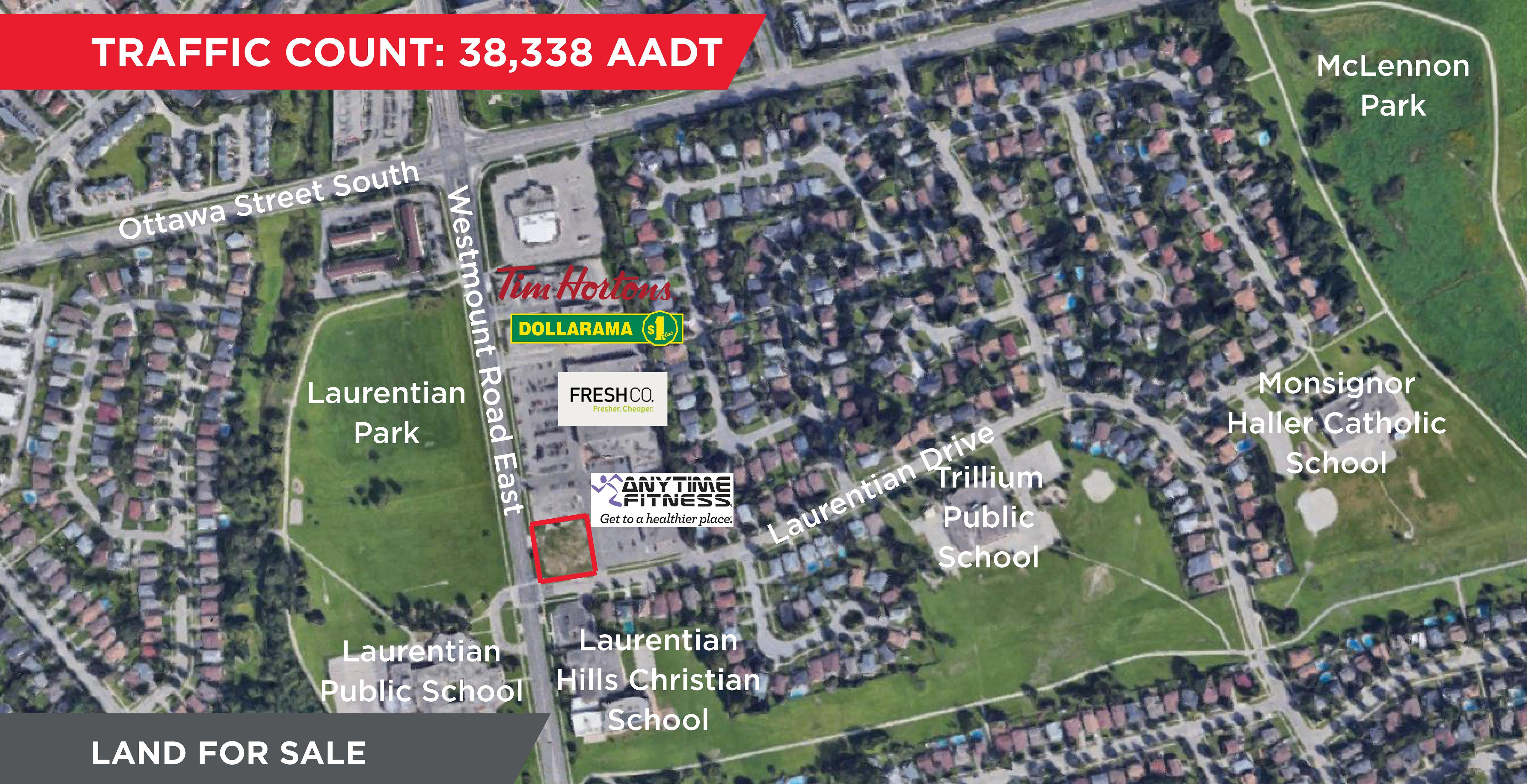 750 Westmount Road East, Kitchener  | Commercial Land for Sale