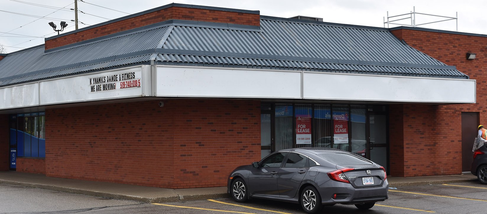 800 Franklin Boulevard (Multiple Units), Cambridge|  Retail/Office Opportunities for Lease