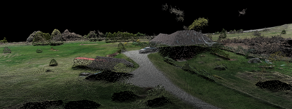 Drone Point Cloud 2