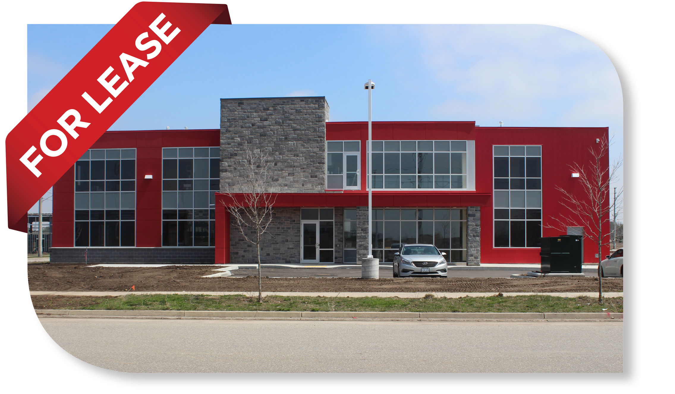 2,000-4,000 SF Industrial/Office Space