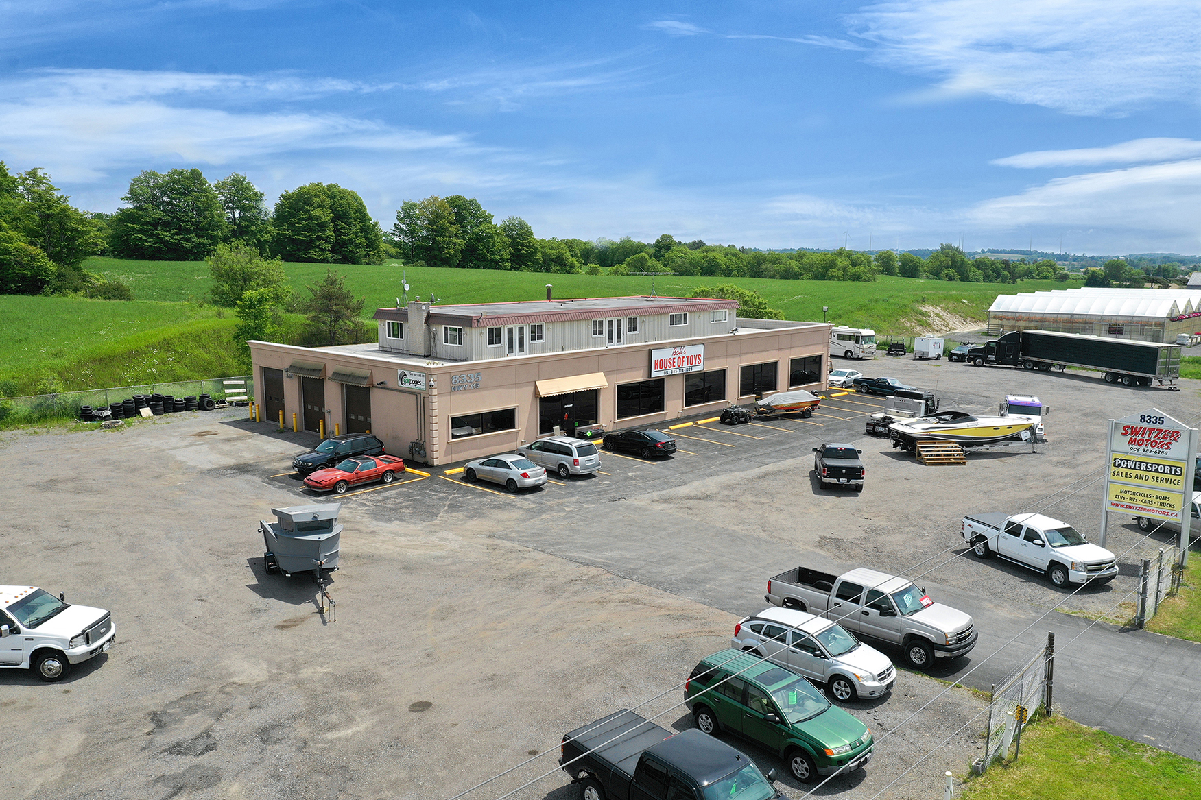 8335 Hwy 115/35, Clarington | Highway Retail for Sale