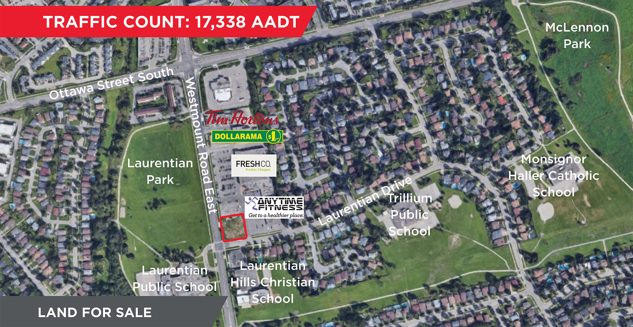 750 Westmount Road East, Kitchener  | Commercial Land for Sale