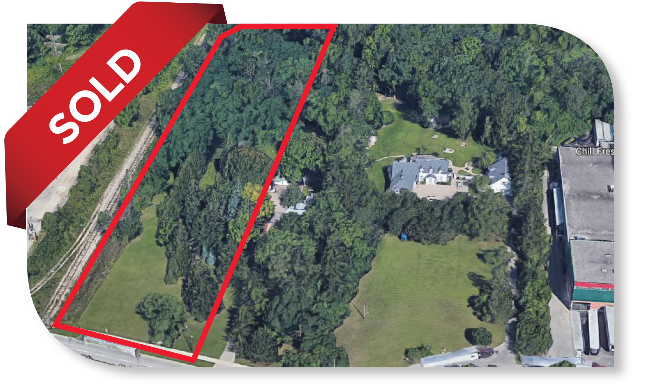 3.12 Acres of Industrial Land