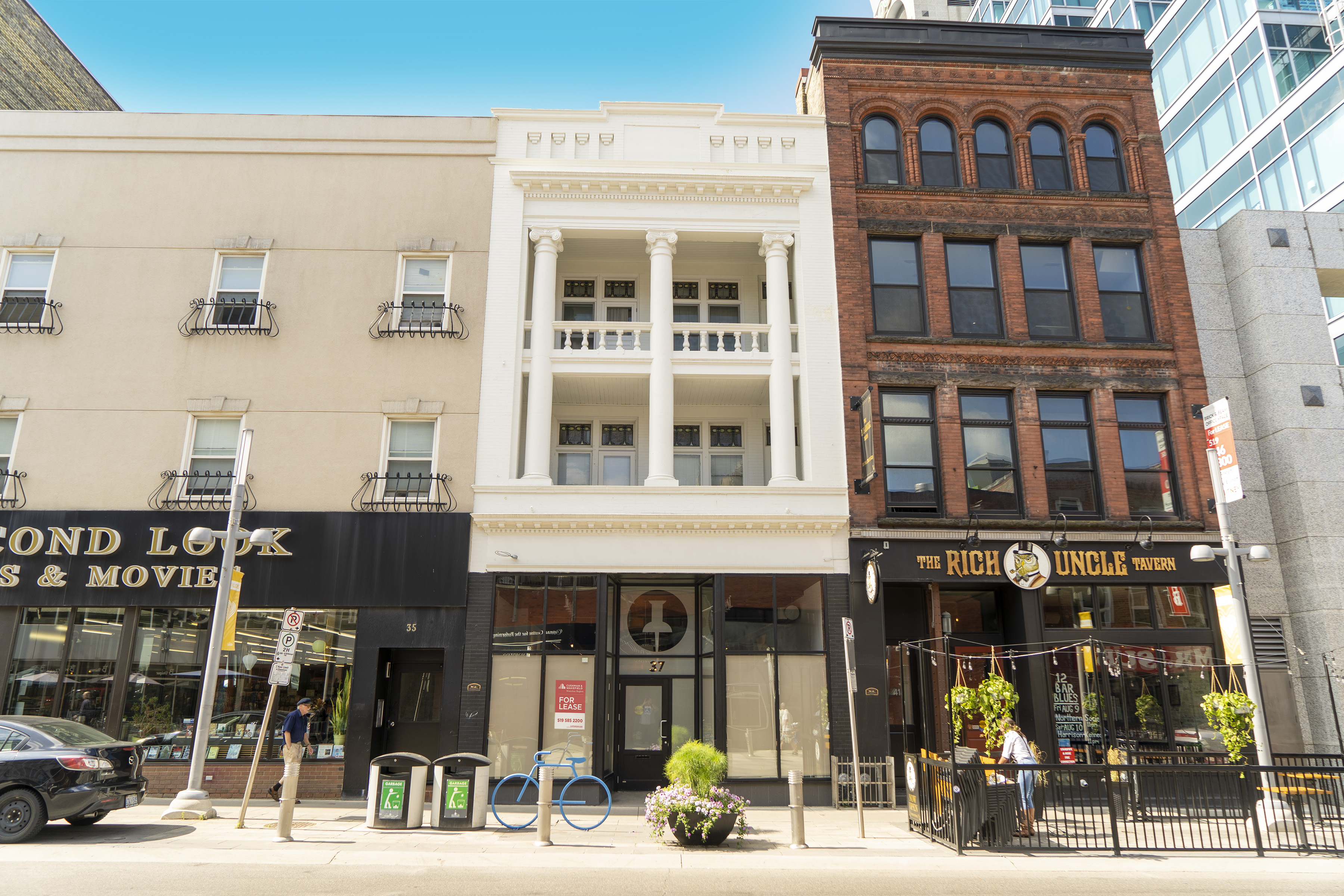 37 King St W, Main Floor, Kitchener | Office Space for Lease