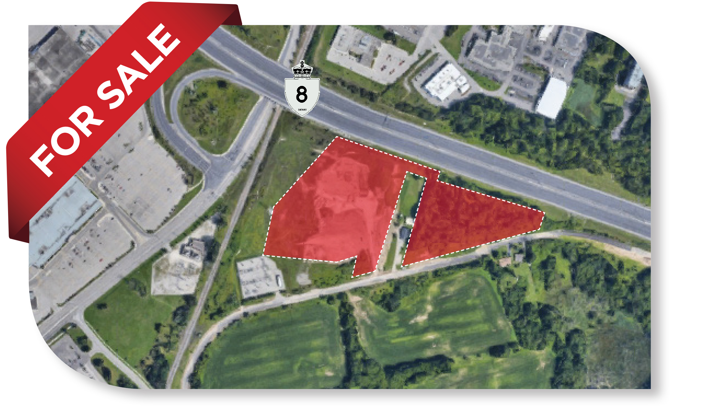 9.47 Acres of Redevelopment Land