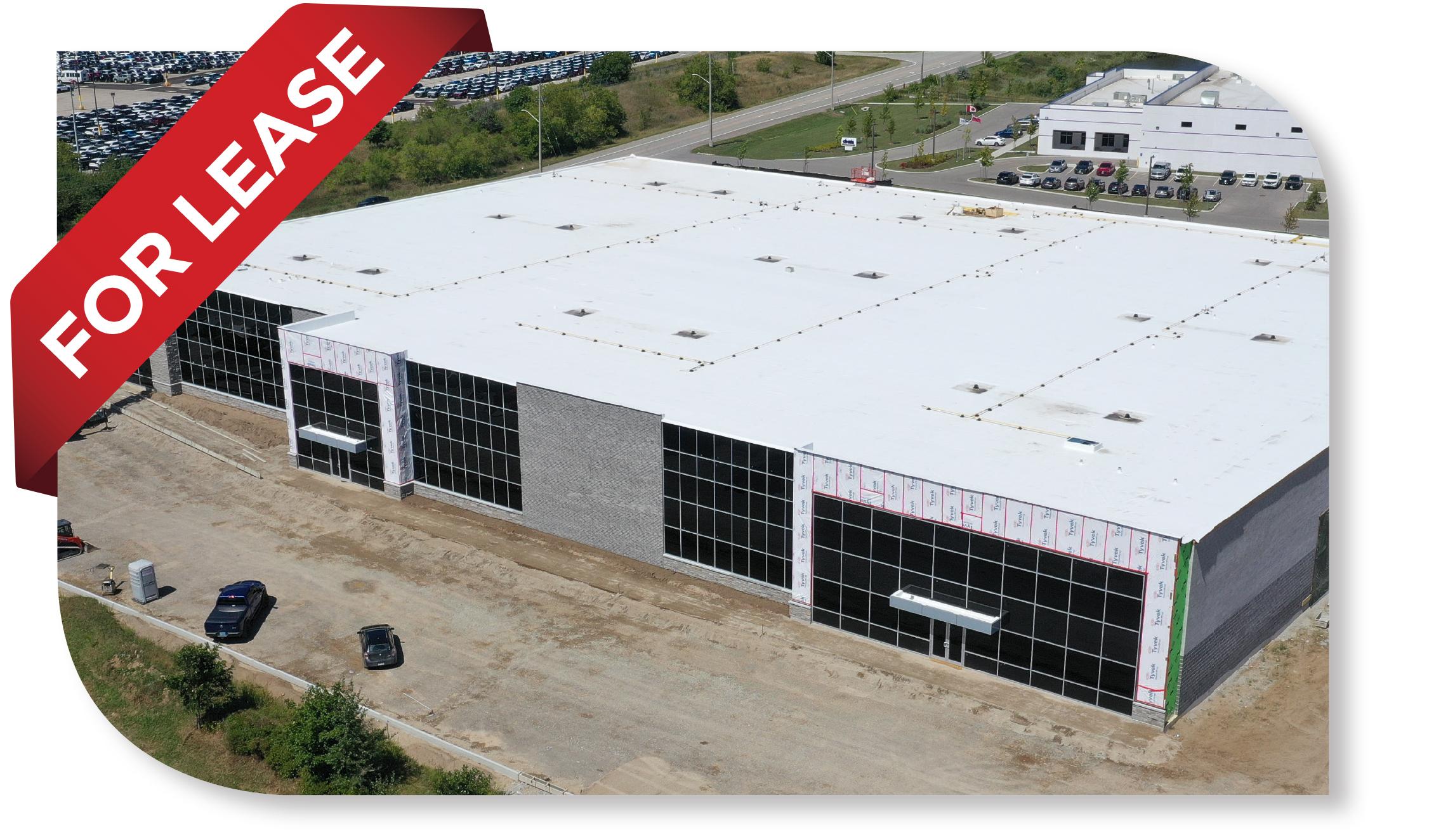25,000 SF - 50,000 SF Industrial Space