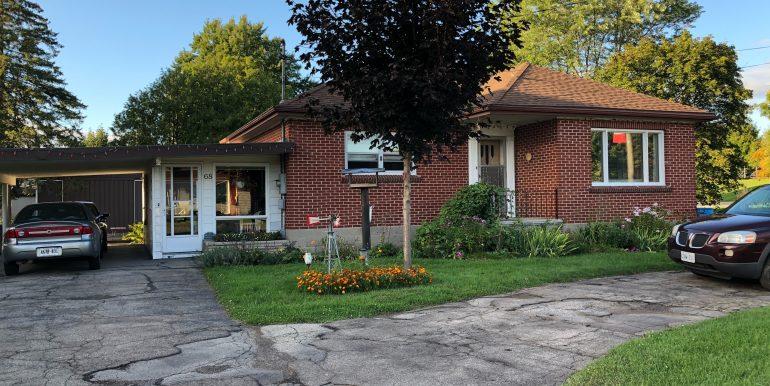 68 Albert St. E. - Exterior House Photo