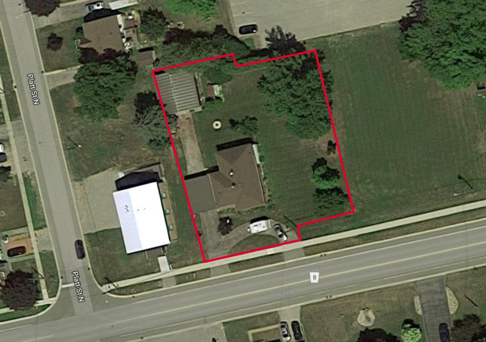 68 Albert Street East, Plattsville | Building and Land for Sale