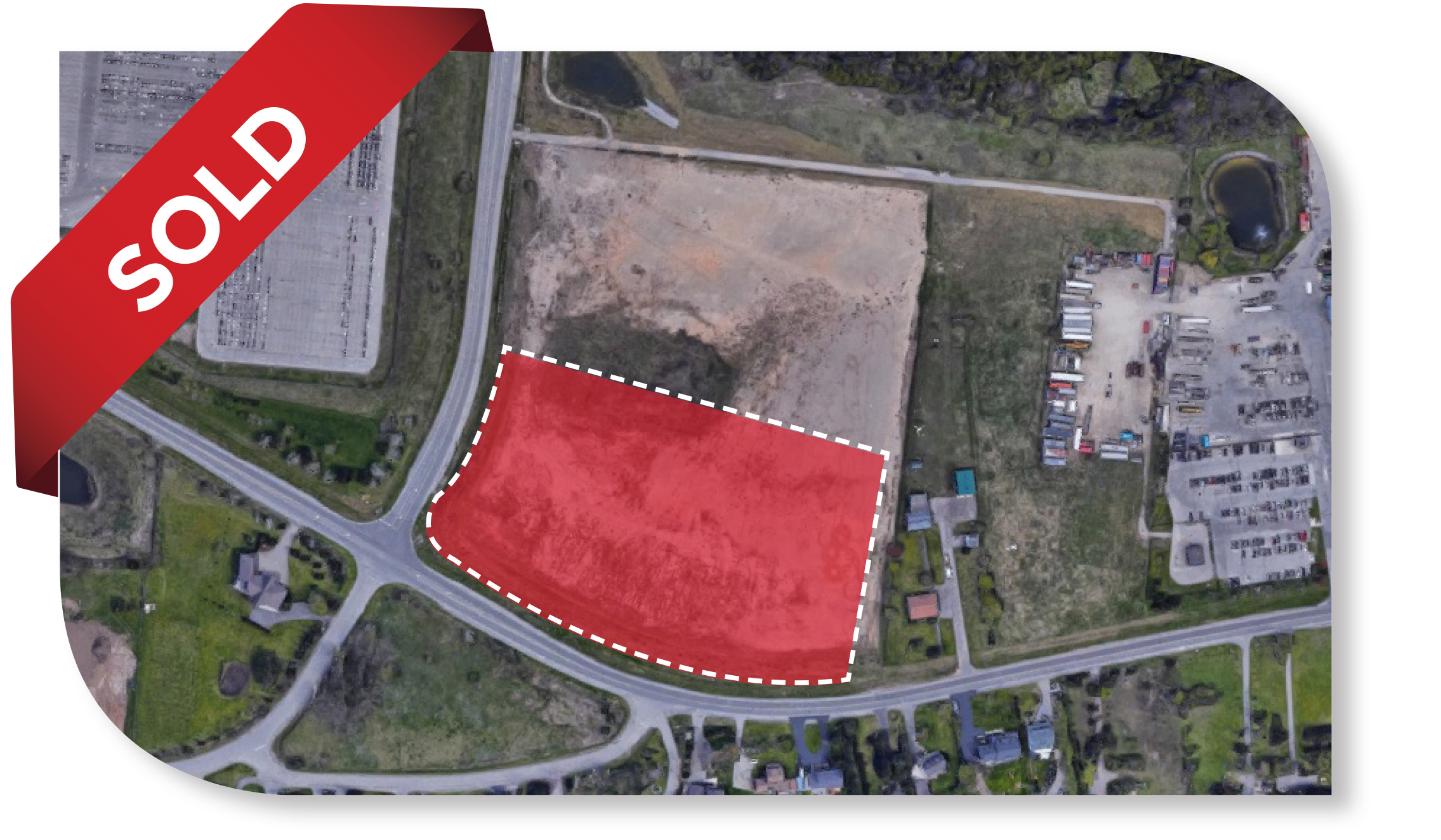 8.41 Acres of  Industrial Land
