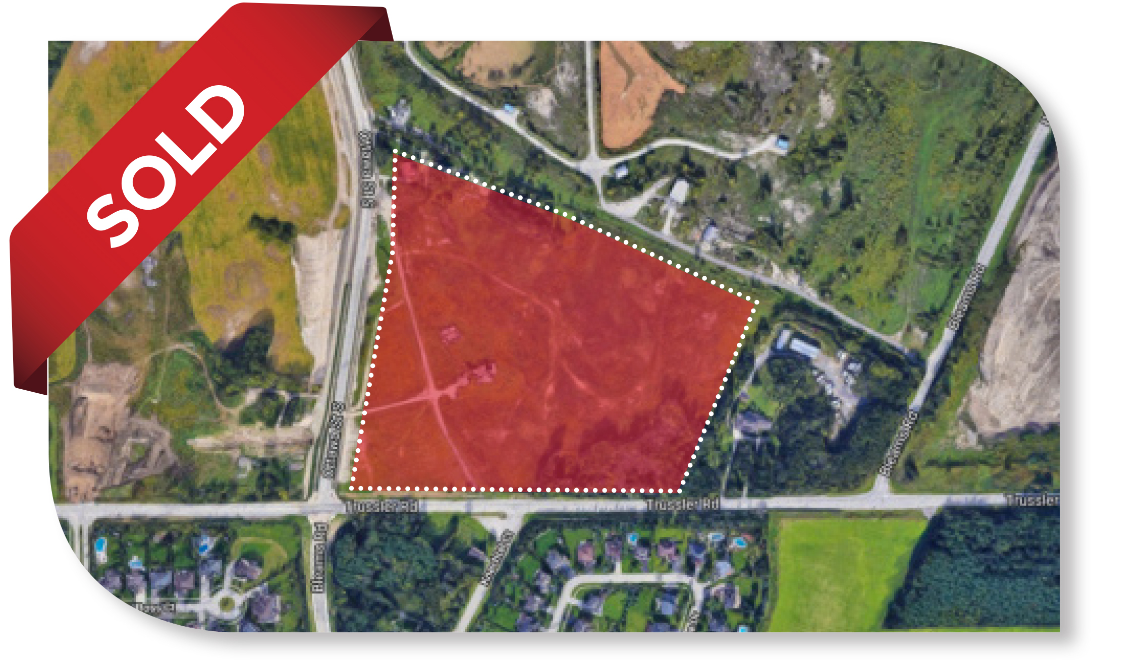 24.17 Acres of Residential Land
