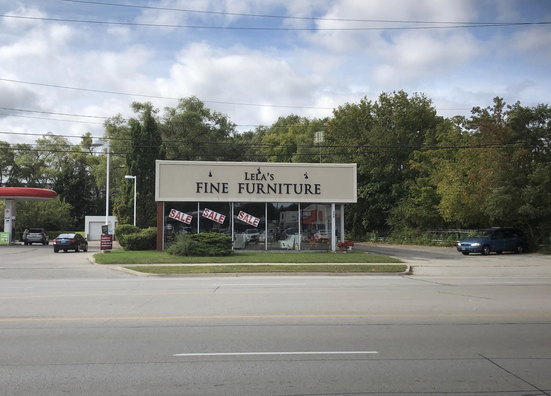 466 Guelph Line, Burlington | Freestanding Retail Building for Lease