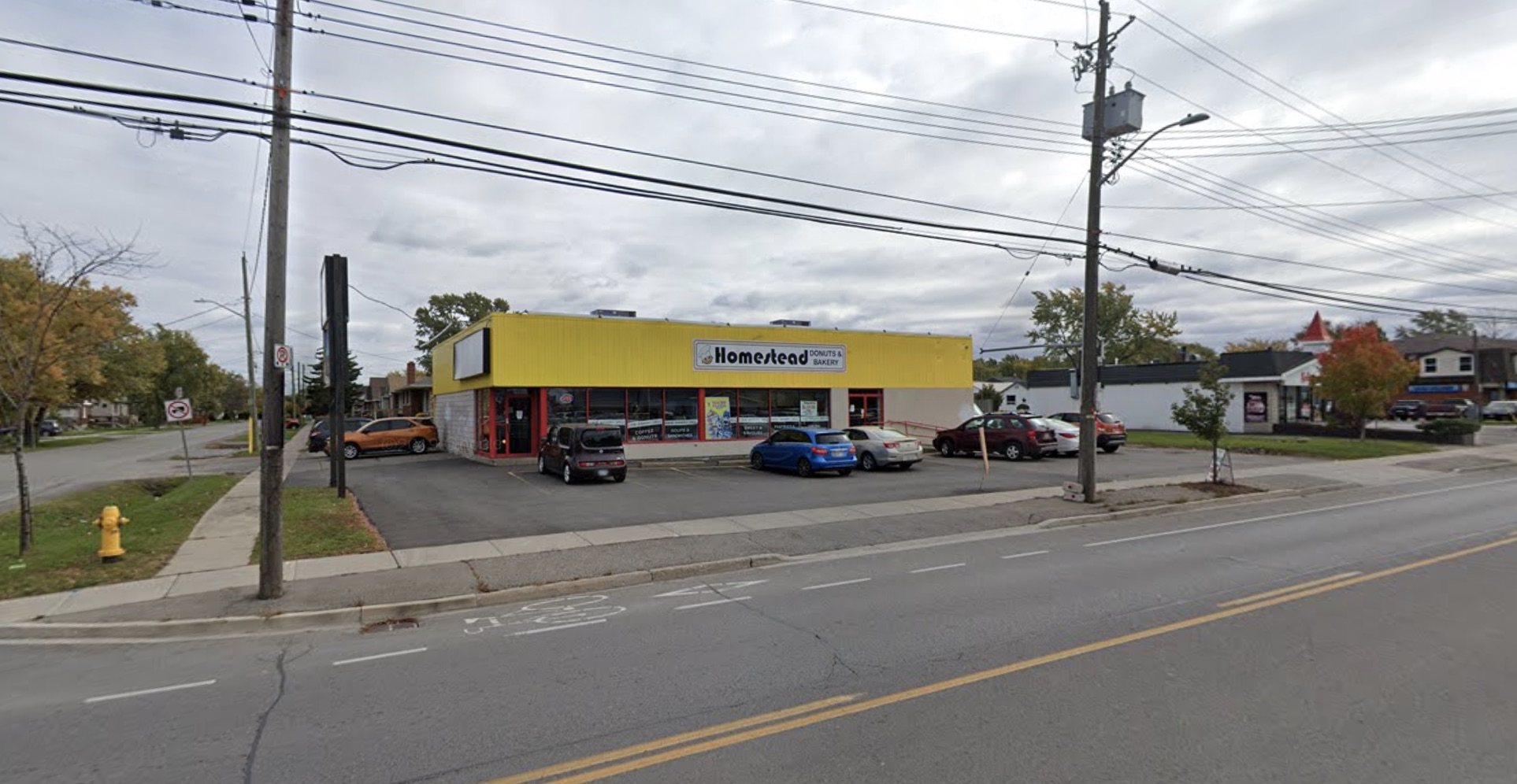 54 Hartzel Road, St. Catharines | Freestanding Retail Building for Lease