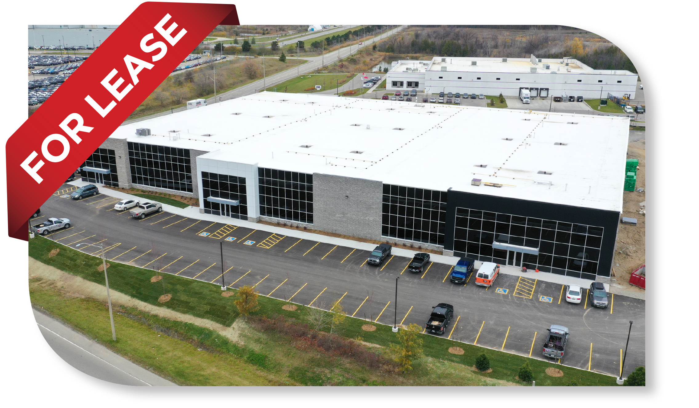 25,000 SF - 50,000 SF Industrial Space