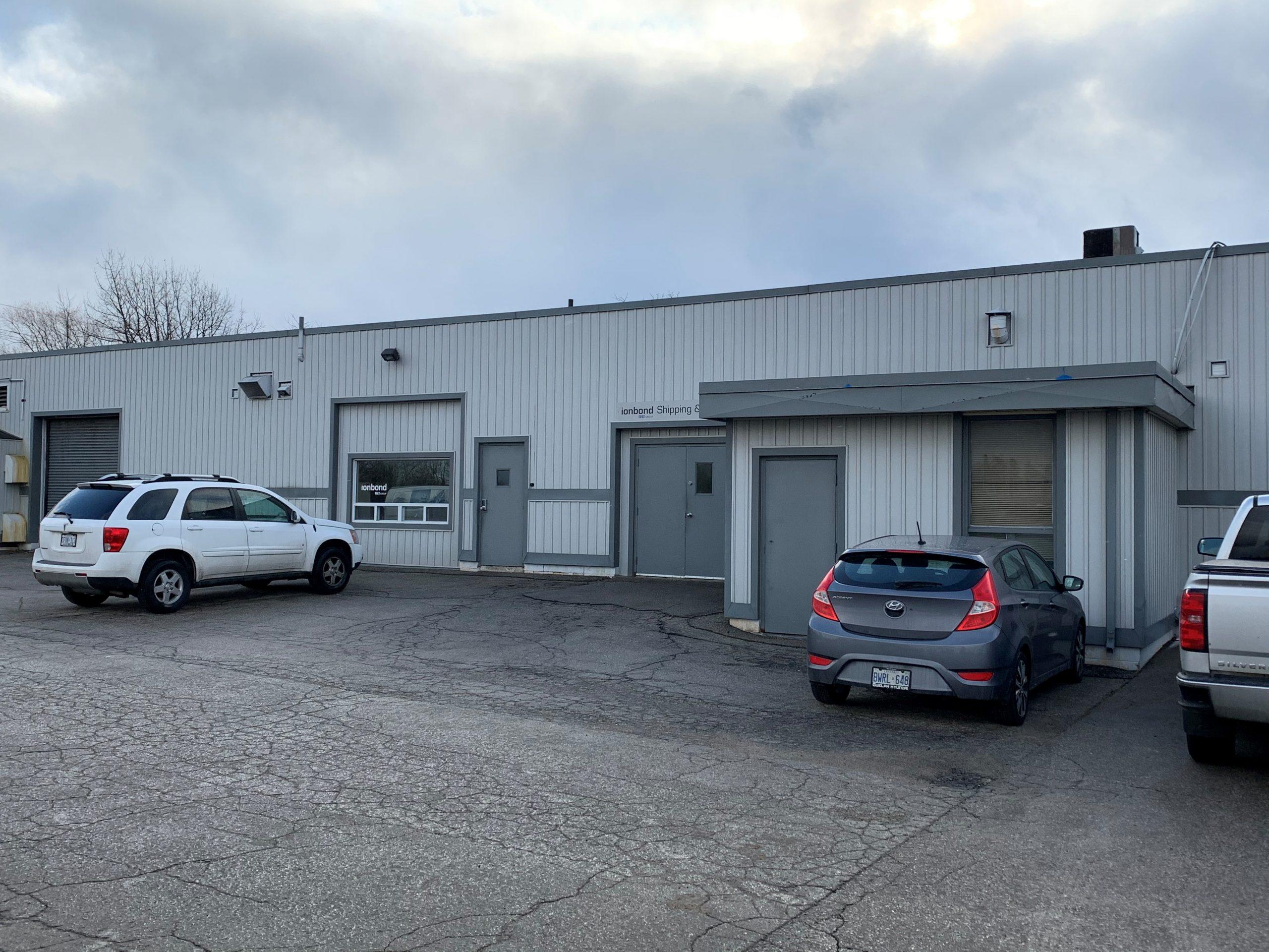 1315 Industrial Road, Cambridge | Multi-Unit Manufacturing for Lease