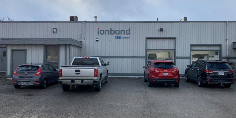 1315 Industrial Road Unit 9 exterior