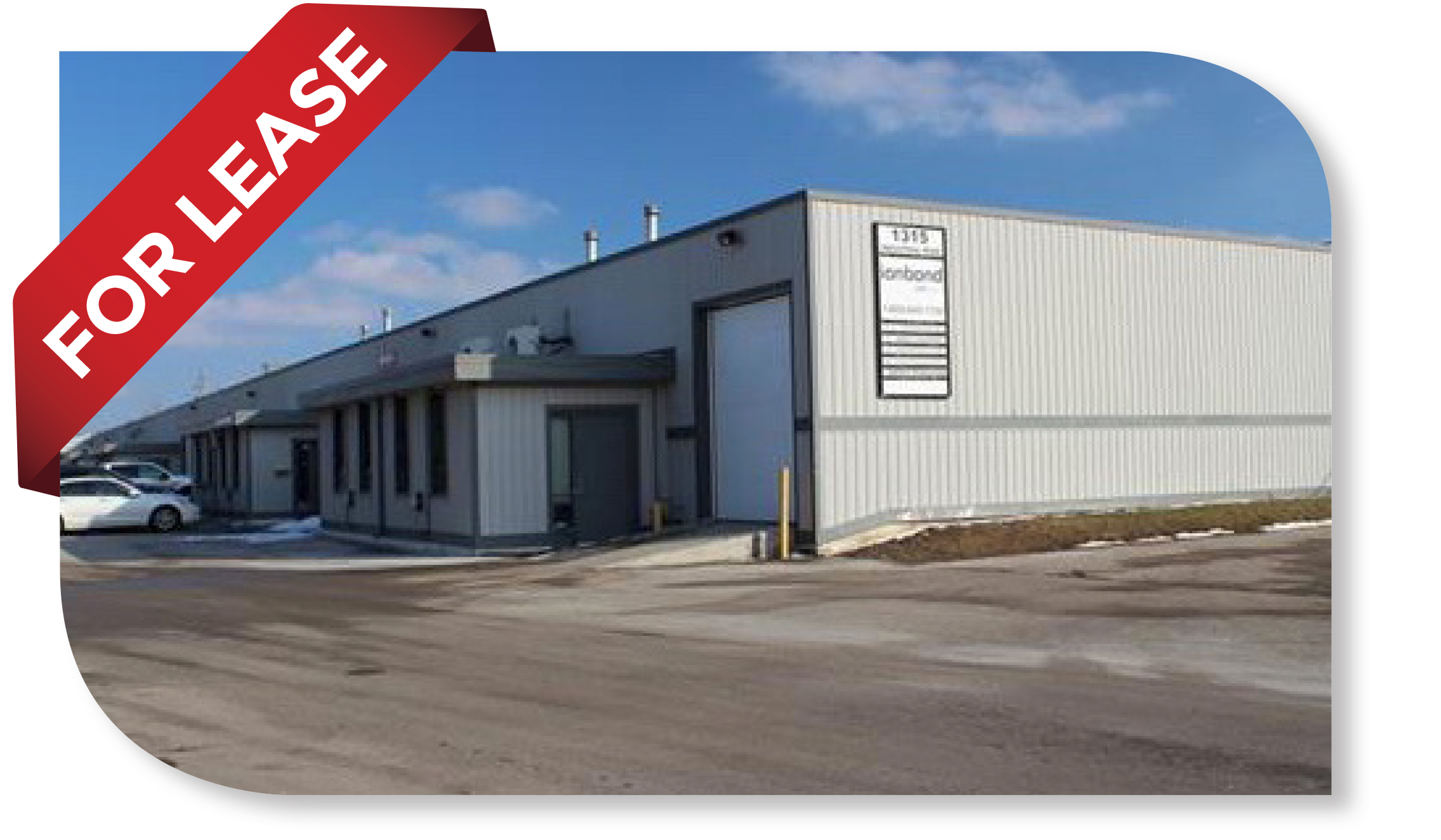 1,600 - 10,000 SF Industrial/warehouse Space