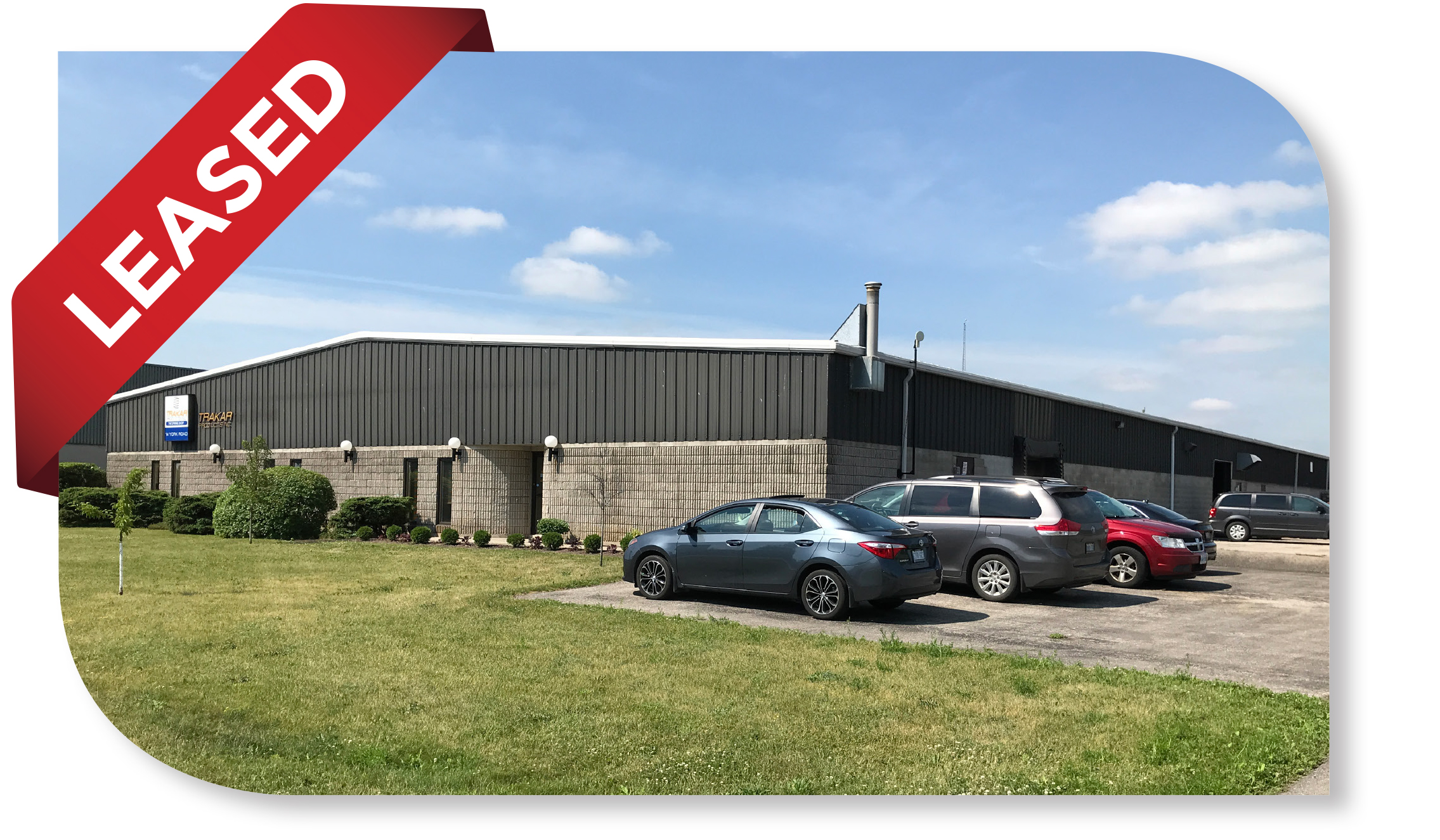 10,000 SF Industrial Space